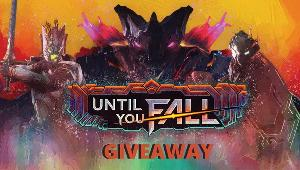 Win a Copy of Until You Fall!