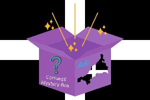 Win a Cornwall Mystery Box woth $150 US.