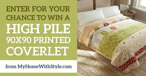 Win A Coverlet