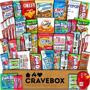 Win A CraveBox Cookies Care Package!