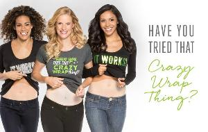 Win A Crazy Wrap