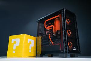 Win a Custom Orange Ironside Gaming PC