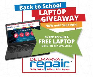 Win a Dell Inspiron 5000 series Laptop