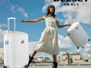 WIN A DELSEY HELIUM AIR 2 SUITCASE!