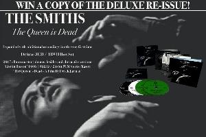 Win a deluxe box set of The Queen Is Dead by The Smiths