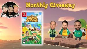Win a  Digital code for Animal Crossing New Horizons!!