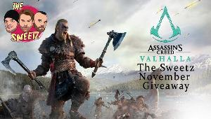 Win a Digital code for Assassin's Creed Valhalla!