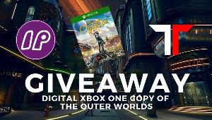 Win a Digital Copy of The OuterWorlds on Xbox One!!