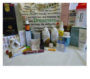 Win a Direct Selling Association goody bag!