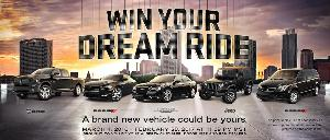 WIN: A Dodge Vehicle!