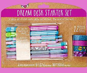 Win a Dream Desk Starter Set from Fashion Angels!!!