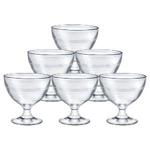 Win a Duralex Gigogne Glass Ice Cream Cup Set