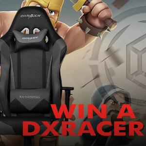 Win a DXRacer Gaming Chair