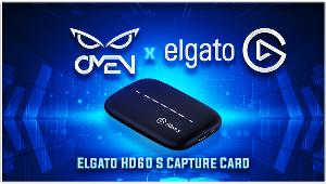 Win a  Elgato HD60 S Capture Card