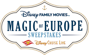 WIN A EUROPEAN CRUISE VACATION ABOARD THE DISNEY MAGIC