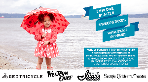 WIN a family trip to Seattle
