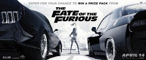 WIN a Fate of the Furious Prize Pack