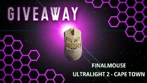 Win a Final Mouse Ultralight 2 - Cape Town
