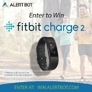 Win a fitbit charge 2