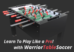 Win a Foosball (Table Soccer) Table $599 - 6 Winners