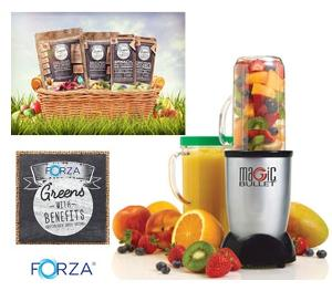 Win a Forza Greens with Benefits hamper & blender!