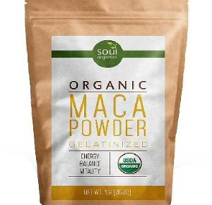 Win a FREE 1 lb bag of Organic Maca Powder by Soul Organics