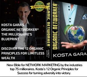 Win a FREE CHAPTER of 'Organic Networker' By Amazon's Best Selling Author