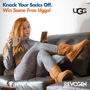 Win a Free Pair Of UGGS
