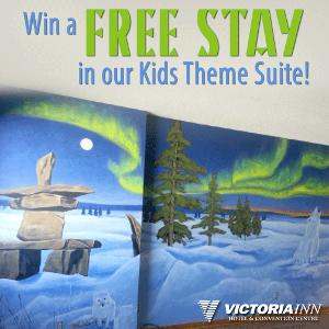 Win A Free Stay in Winnipeg