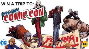WIN: A Free Trip To the New York Comic Con!