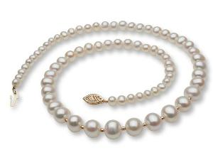 WIN: A FRESHWATER PEARL NECKLACE (Value: $920)!