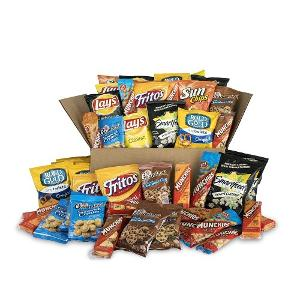 Win A Frito-Lay Sweet & Salty Snacks Variety Box!