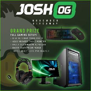 Win a Full Gaming Setup
