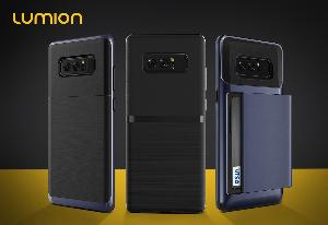 Win a Galaxy Note 8 and Lumion Case