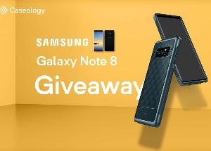 Win A Galaxy Note 8 With Caseology & AndroidHeadlines – International Giveaway