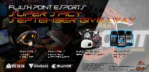 Win a Gamdias Mouse, Keyboard, IntoTheAM Gift Card, or BluVos - 4 Winners