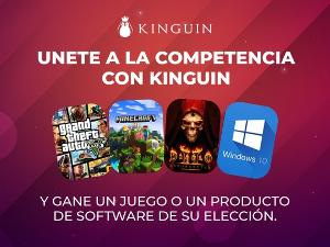 Win a game or software of your choice