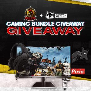 Win a Gaming Bundle including a Pixio PXC243 Monitor, Audeze Mobius Headset & Pixio PS1S Stand!!