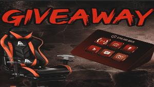 Win a Gaming Chair + Stream Deck!!