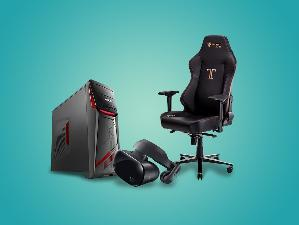 Win a Gaming PC, Mixed Reality Headset and Gaming Chair