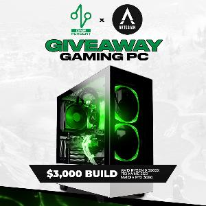 Win a Gaming PC worth $3,000!!