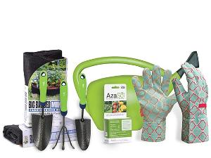 Win a Gardening Prize Package from Dirt on Dirt!!!