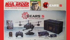 Win a GEARS 5 JACK DRONE COLLECTOR'S EDITION & STEELBOOK