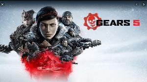 Win a Gears 5 Ultimate edition pc key!!