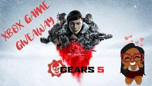 Win a Gears 5 Xbox Game Code!!