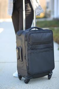 Win a Genius Pack Carry On Spinner (Worth $350)!