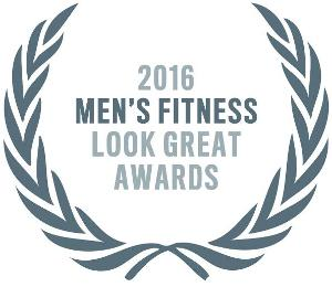 WIN: a Gift Bag Filled with all of the Men's Fitness 2016 Look Great Award winners