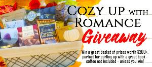 Win a gift basket worth more than $200!