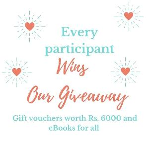 WIN a Gift Voucher Code and e-Book!