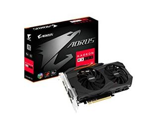 Win a Gigabyte Aorus RX 580 Graphics Card